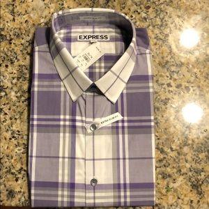 Express Mens button up shirt.
